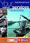 Link to view Your Services - council tax.