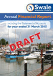 View Annual Financial Report draft 2014/15.