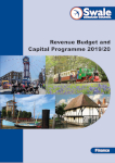 Revenue Budget and Capital Programme 2019/20