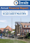 View Annual Financial Report draft 2015/16.