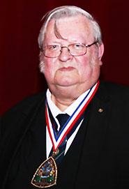 Cllr Ken Ingleton Deputy Mayor of Swale