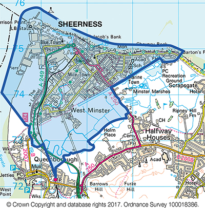 Sheerness Town Council coverage