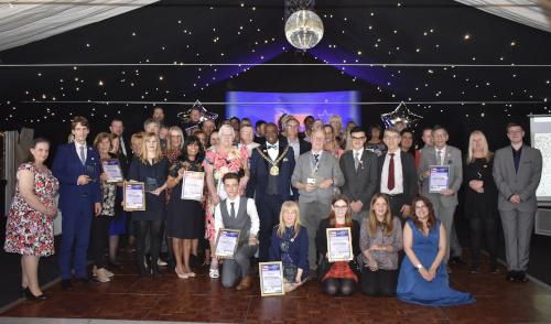 Volunteer Swale Award winners for 2019