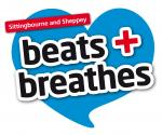 Beats and Breathes campaign logo.